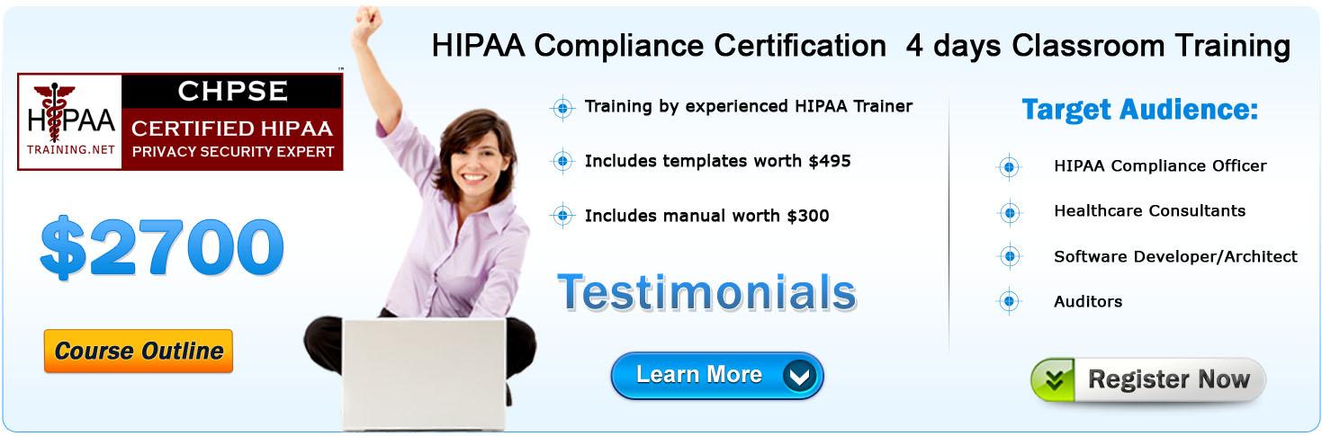 hipaa training certificate template - compliance hipaa training with security certification and
