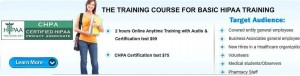 Online HIPAA Training
