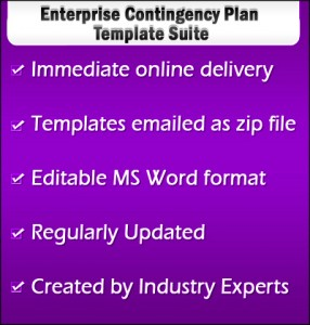 Enterprise-Contingency-Plan-Template