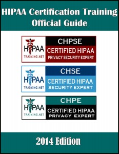 HIPAA Certification Training Official Guide