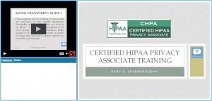 HIPAA Training Demo