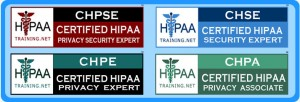 HIPAA Certifications