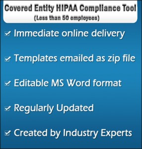 Covered-Entity-HIPAA-Compliance-Tool