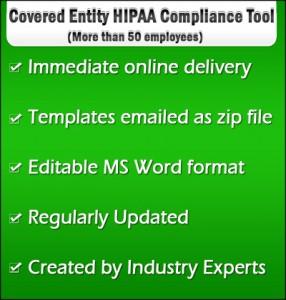 Covered-Entity-HIPAA-Compliance-Tool